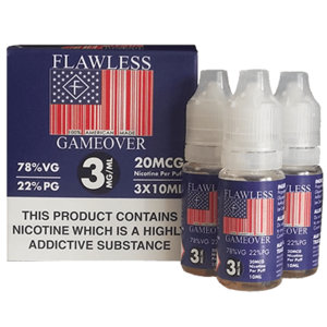 Flawless We Ain't Done 3 x 10ml | Pencig